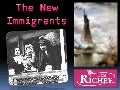 The New Immigrants (US History)