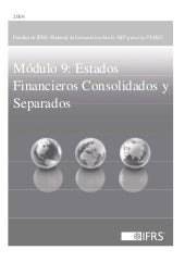 9. Estados Financieros Consolidados...