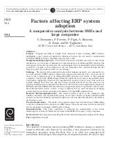 9. Factors Affecting Erp System Ado...