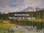 Java Course 9: Networking and Refle...