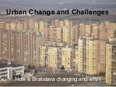 9 - Urban Change And Challenges