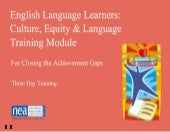 ELL Training Module Slides