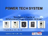 Power Tech System Gujarat India