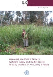 Improving Smallholder Farmers' Mark...