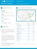 US Dental Assistants | Talent Pool Reports 2014