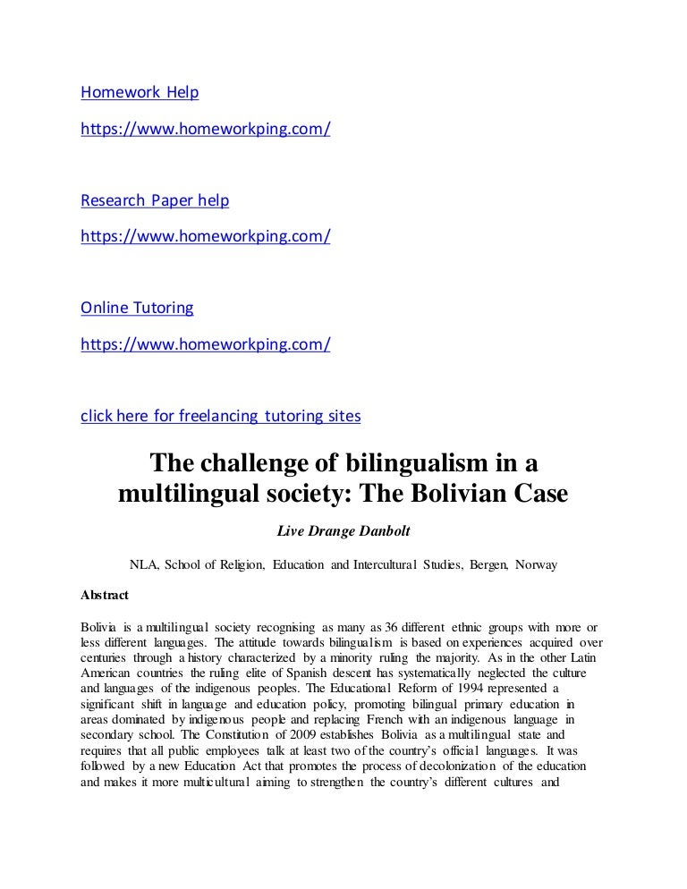 Multilinguism migrant workers phd dissertation