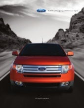 ford  2006 Annual Report