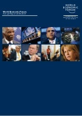 world economic forum Annual Report ...