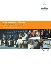 India Economic Summit2008
