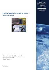 Global Risks to the Business Enviro...