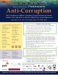 ACI's 3rd India Summit on Anti-Corruption - Brochure Available!