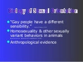 9 Biology Of Sexual Orientation