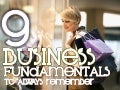 9 Business Fundamentals to always Remember