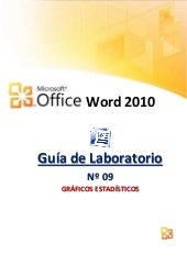 Graficos en Word 2010