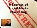 9 Secrets of Social Media Marketing