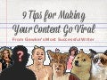 9 Tips for Making Your Content Go Viral From Gawker's Most Successful Writer