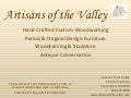 Artisans Of The Valley Designer Slideshow