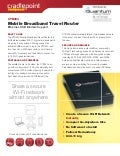 CTR350 Cradlepoint Product Brochure (quantum-wireless.com)