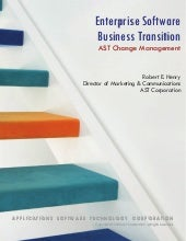 Enterprise Software Business Transi...
