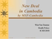 Ichd 2004 H Pol New Deal