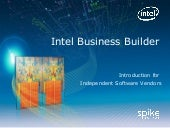 Intel Business Builder Initial Meet...
