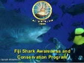 Fiji Shark Conservation and Awarene...