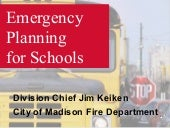 School Emergency Planning