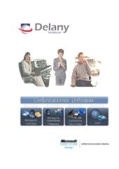 unified communications offer by delany