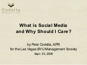 What is Social Media and Why Should...