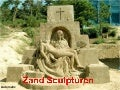 Zand Sculpturen
