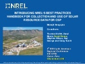 INTRODUCING NREL'S BEST PRACTICES H...
