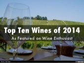 Randi Glazer | Top Ten Wines of 2014