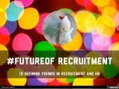 The Future of Recruitment