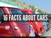 16 Facts about Global Car Brands and Usage