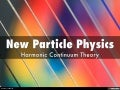 New Particle Physics
