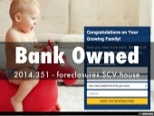 Bank Owned and Foreclosure Update 2014.351