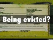 California eviction defense document package.