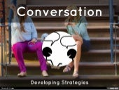 Conversation Strategies VOA Learning English