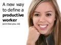 A new way to define a productive worker