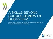 A Skills Beyond SchooL Review of Costa Rica