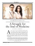 A  Struggle For The  Soul Of  Medicine