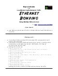 Ethernet Bonding for Multiple NICs on Linux ~ A techXpress Guide