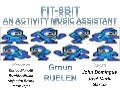 FIT-8BIT An activity music assistant - ESWC SSchool 14 - Student project