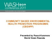 Community Based Environmental Healt...