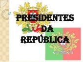 presidentes da republica