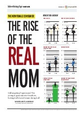 "AdAge ""The Rise of the Real Mom"""