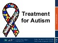 Section 9 - Treatment for Autism