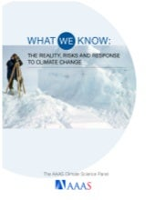 Aaas what-we-know march 2014