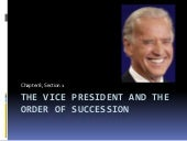 AAG.VP/ Prez Succession