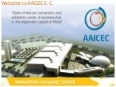 Addis-Africa International Convention and Exhibition Center S.C. Presentation